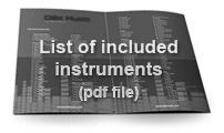 Best Sampled Instruments: SoundFont (sf2), Kontakt, Reason, Sfz