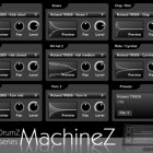 DSK DrumZ MachineZ