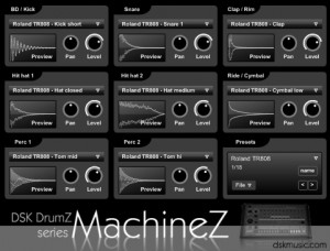 DSK DrumZ MachineZ 300x228 دانلود vst درام برای fl studio