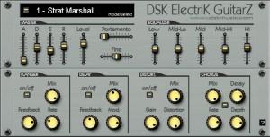 DSK Electrik GuitarZ 300x153 دانلود vst گیتار الکتریک