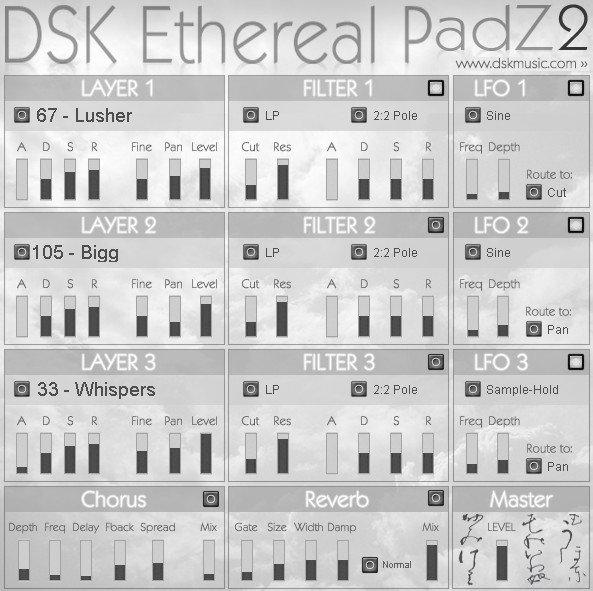 free vst download dsk ethereal padz 2 dsk music