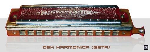FREE VST download DSK Harmonica : DSK Music