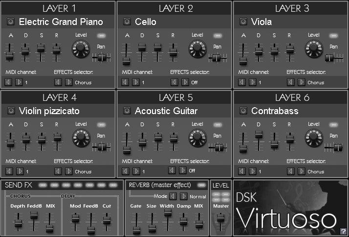 DSK Virtuoso - DSK Music : DSK Music