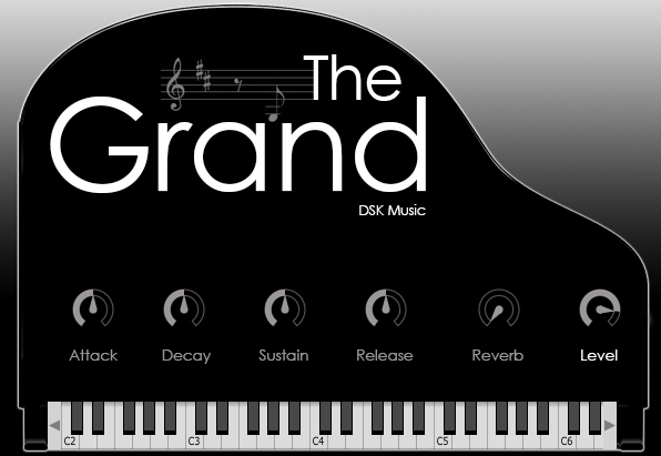 FREE VST download DSK The Grand : DSK Music